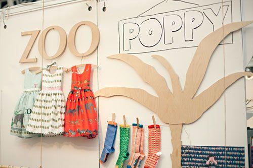 Poppy childrenswear
