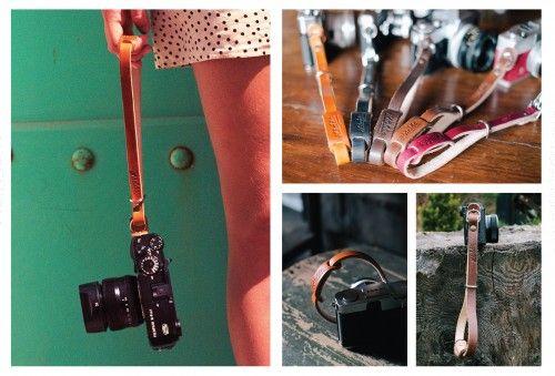 Lúcida Camera straps