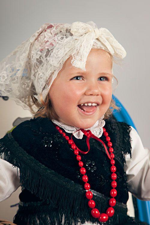 Disfraz de asturiana