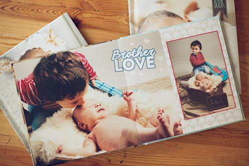 Álbum embarazo y bebé