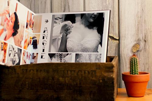 Álbum digital de boda